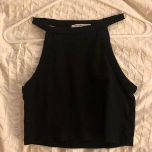 Black Zara Tank